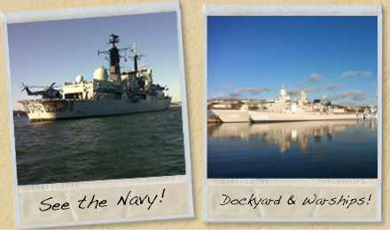 Naval Harbour Cruise Images