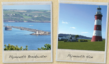 Plymouth Breakwater & Coastal Cruise Images